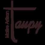 logo taupy patisserie