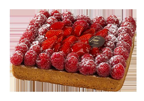 tarte fraise bordeaux